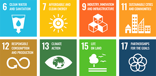 SDGs Areas Relevant to Our Businesses
