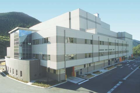 Okuyama Plant (Shimonoseki City Environmental Department)