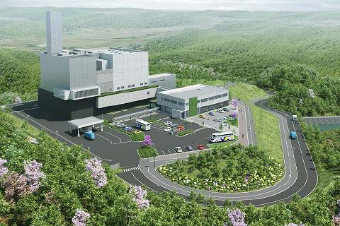 Hatoyama New Waste Incineration Facility (tentative name)